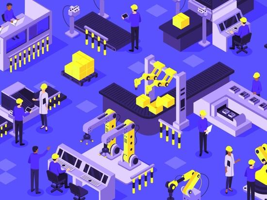 Les robots aident certaines entreprises, même si les travailleurs de toutes les industries se battent