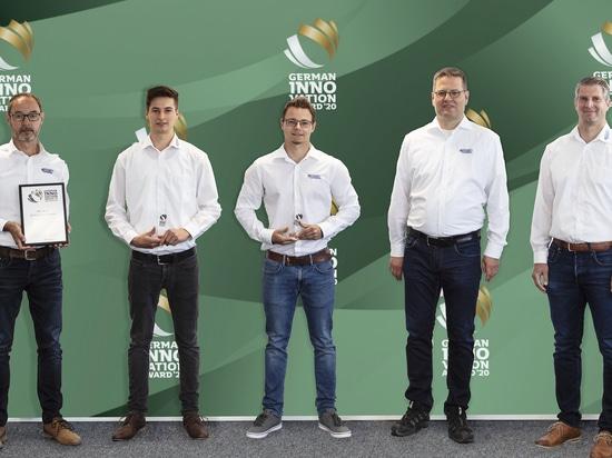 "Schlegel - Lauréat du ""German Innovation Award"""