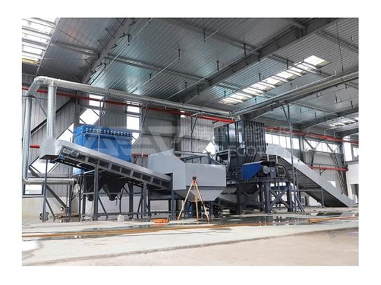 Améliorer la capacité d'élimination finale, accélérer la construction du centre de tri des déchets du district de Guancheng