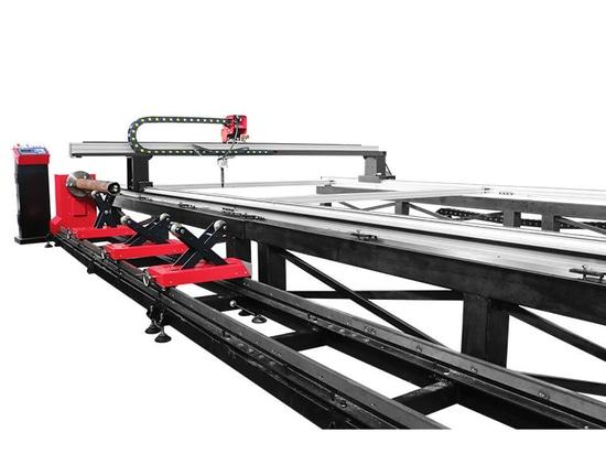 Machine Dragon III-Tt à couper les tubes et tuyaux