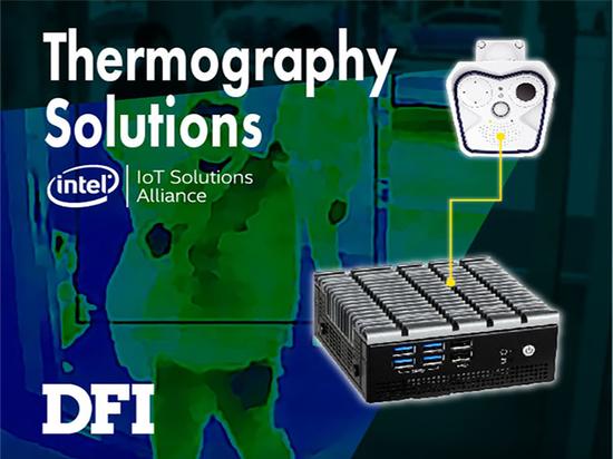 Solution d'imagerie thermique intelligente de la DFI