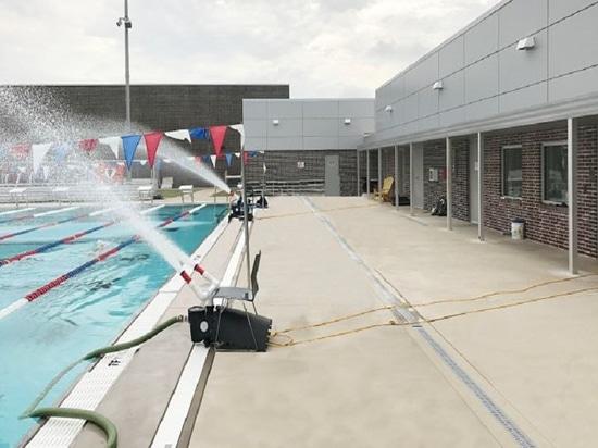 Refroidisseur de piscine pour les piscines commerciales et résidentielles