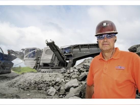 Duff Boyd, président de Riverbend Construction Services