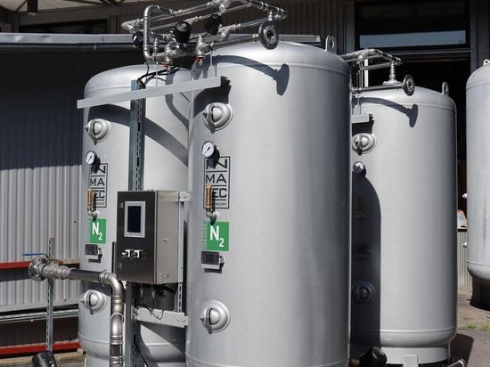 Générateur d'azote avec technologie PSA