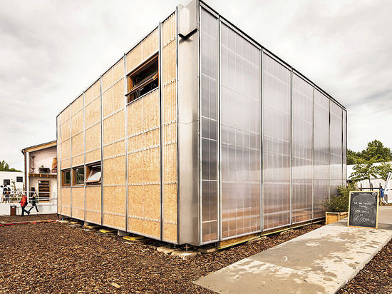 2014 Chambre solaire européenne de Decathalon RESSO Eco