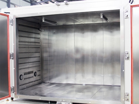 """9700L Chambre d'essai de température et d'humidité de type """"walk-in"""" exportée en Australie"""