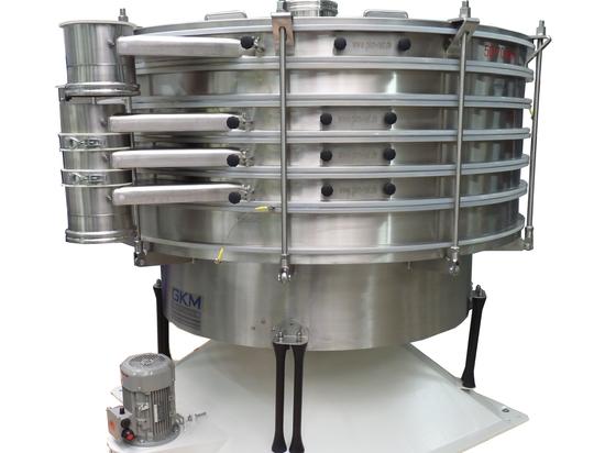 Tamiseur à tambour pour l'industrie sucrière