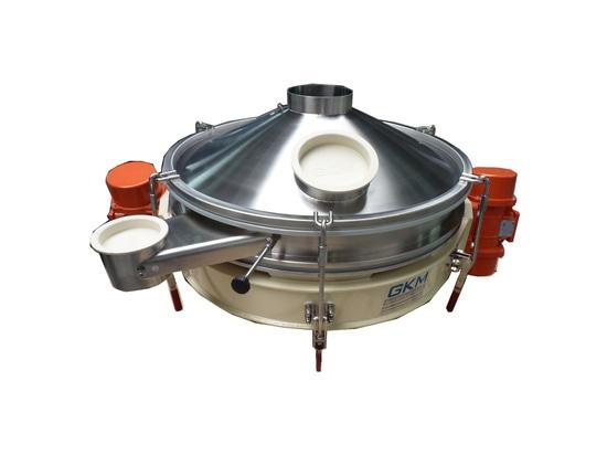 GKM Vibration Control Screening machine type KTS-VS2 1200 pour l'industrie sucrière