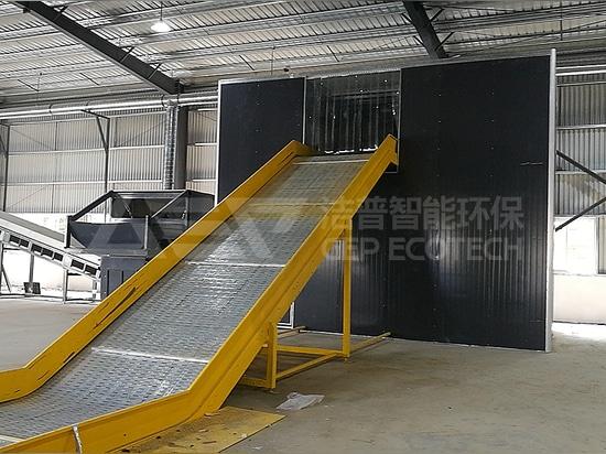 Explorer la technologie de traitement des déchets encombrants à Chengdu