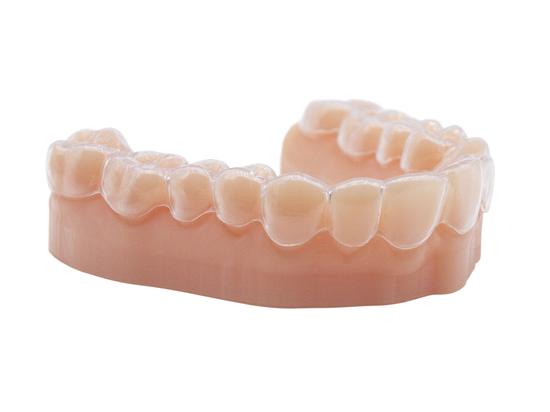 Modèle dentaire imprimé avec LD10