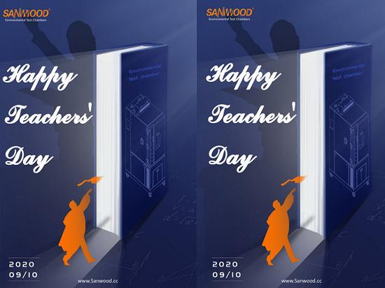 Bonne journée des enseignants !