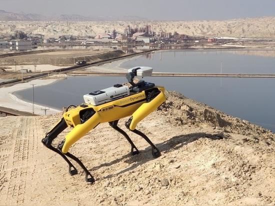 Le fabricant de drones Percepto obtient un investissement de 45 millions de dollars et s'intègre à la place de Boston Dynamics