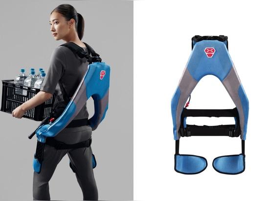 La société japonaise Innophys a vendu plus de 16 000 de ses puissants exosquelettes musculaires