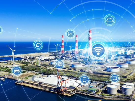 L'Internet industriel des objets libère la puissance des données dans l'usine
