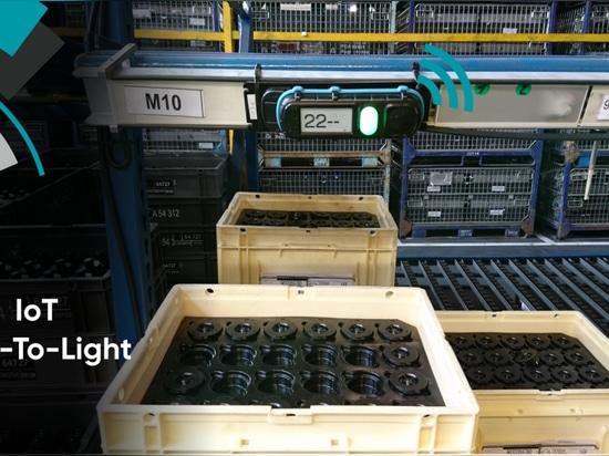 Système Pick-to-light