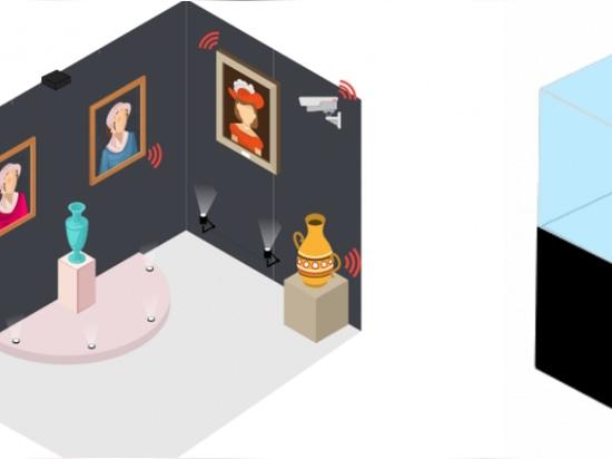 Ils ont appliqué leur technologie à la conservation des œuvres d'art dans les musées (grâce à des capteurs d'humidité et de température), à l'inventaire, à la traçabilité et au suivi des collection...
