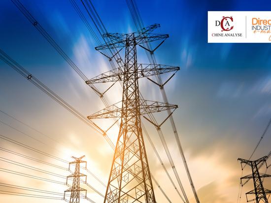 Transport d'électricité en Chine : la longue marche vers les réseaux intelligents