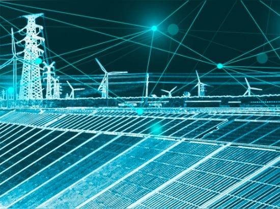 Un jumeau numérique du réseau électrique