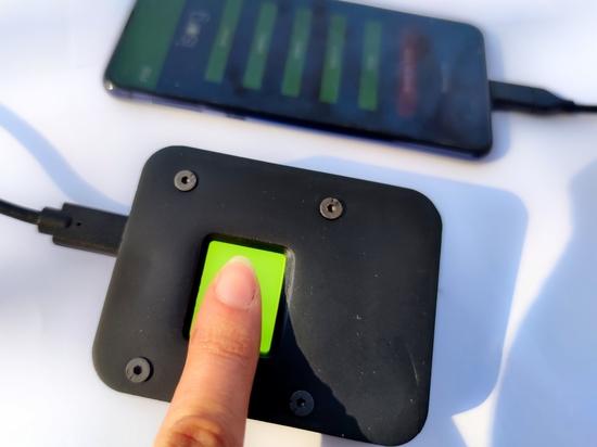 La certification du FBI ouvre la voie aux scanners d'empreintes digitales à photodiodes organiques d'Isorg