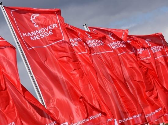 """Le PDG de la Hannover Messe : """"Nos exposants ont indiqué plus de 1 700 premières"""""""