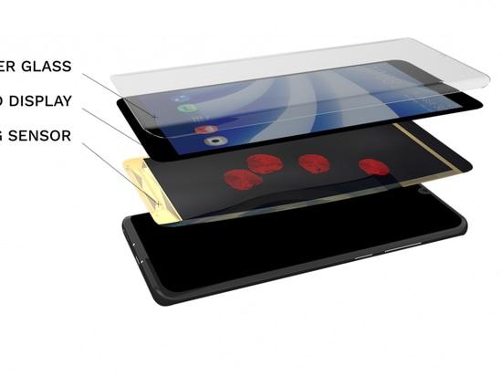 Lors du Consumer Electronics Show 2020 de Las Vegas, Isorg a fait la démonstration du premier smartphone équipé d'un capteur biométrique plein écran permettant de scanner les empreintes digitales