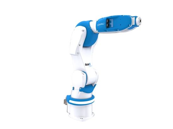 COBOT Racer-5 : Un cobot haute performance à vitesse industrielle