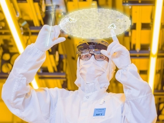 Bosch ouvre une usine de fabrication de puces en Allemagne