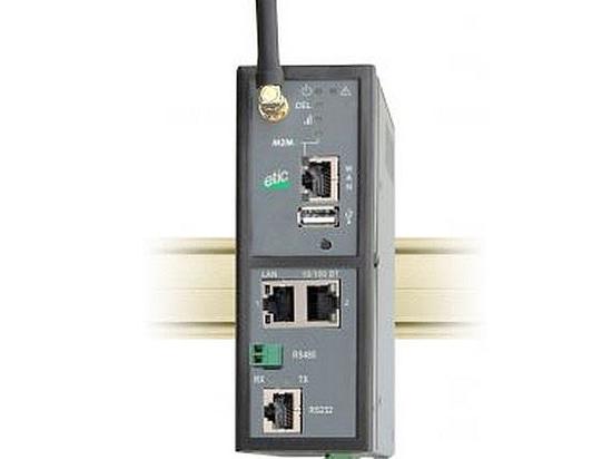 Ethernet et boîte cellulaire d'accès de machine