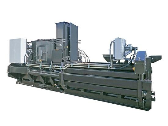 Abba – Environnement et technique de pressage. Des presses à balles à canal dans un rapport qualité-prix imbattable