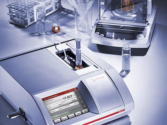 Le petit, intelligent et puissant nouveau polarimètre du MCP 150 d'Anton Paars impressionne avec ses configurations sophistiquées