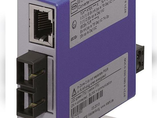 Convertisseurs dangereux de médias de secteur pour l'Ethernet à fibres optiques