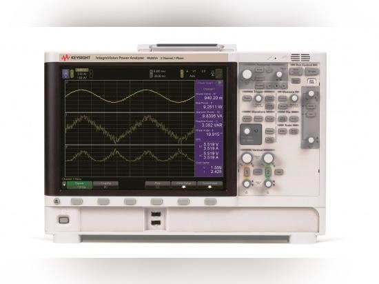 Technologies de Keysight pour comporter le nouvel analyseur de puissance d'IntegraVision à APEC 2015