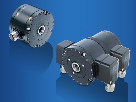 Encodeur résistant avec le commutateur de vitesse pour l'acquisition énergie-individu-suffisante de survitesse