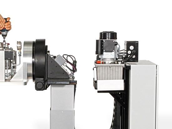 ROEMHELD présente en juin aux solutions d'Automatica pour un efficace, en partie automatisées et ensemble capable de main de l'industrie 4,0