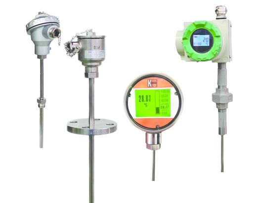 MWD: sondes de température pt100