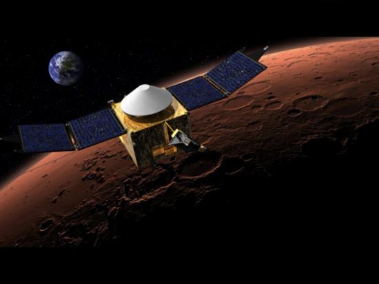 VAISSEAU SPATIAL DE VIRTUOSE DE LA NASA