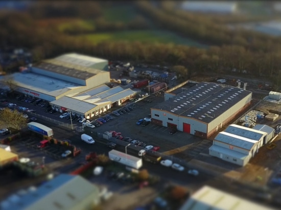 Europe Ltd. Headquarters de Magnetics d'Eriez
