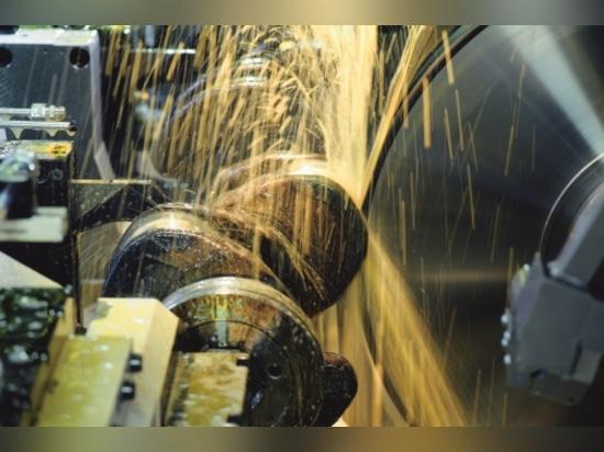 Des avances en technologies régulières de repos et de mesure de dans-processus permettent à de grands vilebrequins d'être rectifiés complets dans un installé.