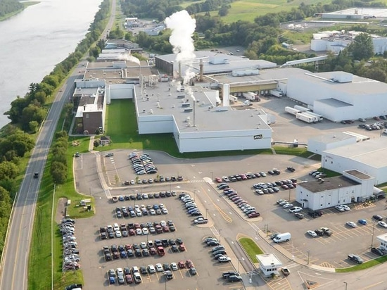Expansion d'usine de pommes frites de Florenceville-Bristol, Nouveau Brunswick