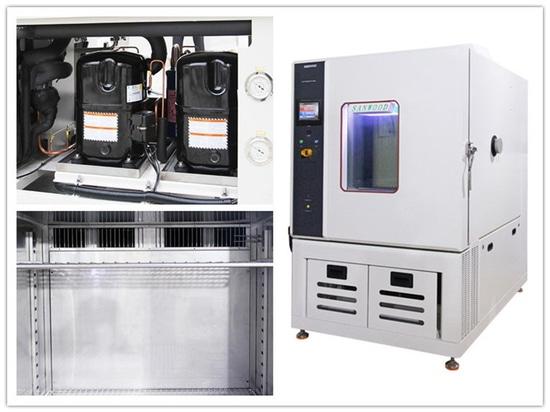 Chambre d'essai de la température de batterie