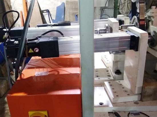 Déclencheurs linéaires de servo électrique à grande vitesse pour la machine d'automation