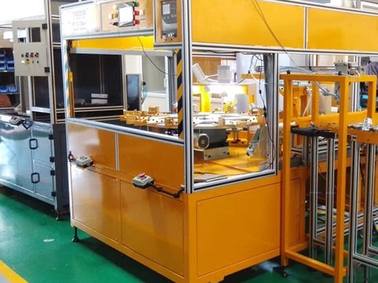Déclencheur linéaire électrique de DGR pour la machine d'essai d'assemblée et d'étanchéité