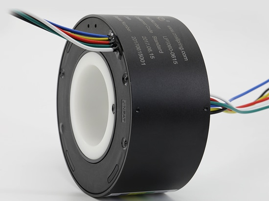 Par la conception ennuyée de module de signal de bague collectrice