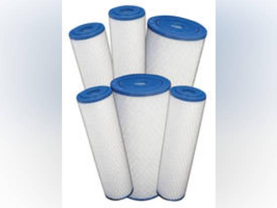 Des filtres d'eau submicroniques sont offerts avec l'enveloppe de sédiment de 5 microns