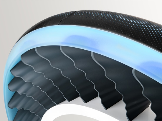 Goodyear AÉRIEN – un pneu de concept pour les voitures autonomes et volantes