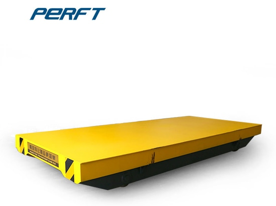 Henan Perfte Chariot Tracté Non-Powered Factory Flatbed Remorqué