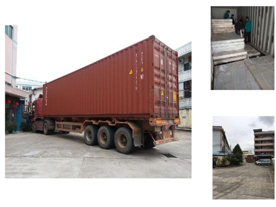 80 cubic Environmental Chamber Shipping (en anglais seulement)