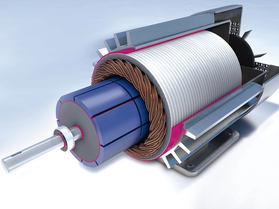 HT Adhesive Synchronous Motor.