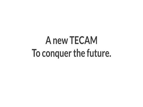 VIDEO : Lancement de la nouvelle image corporative de Tecam