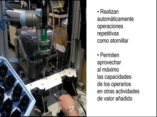 Nouvelles installations de production